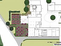 Facelift voor buitenruimte hoofdgebouw Lochemse Golfclub
